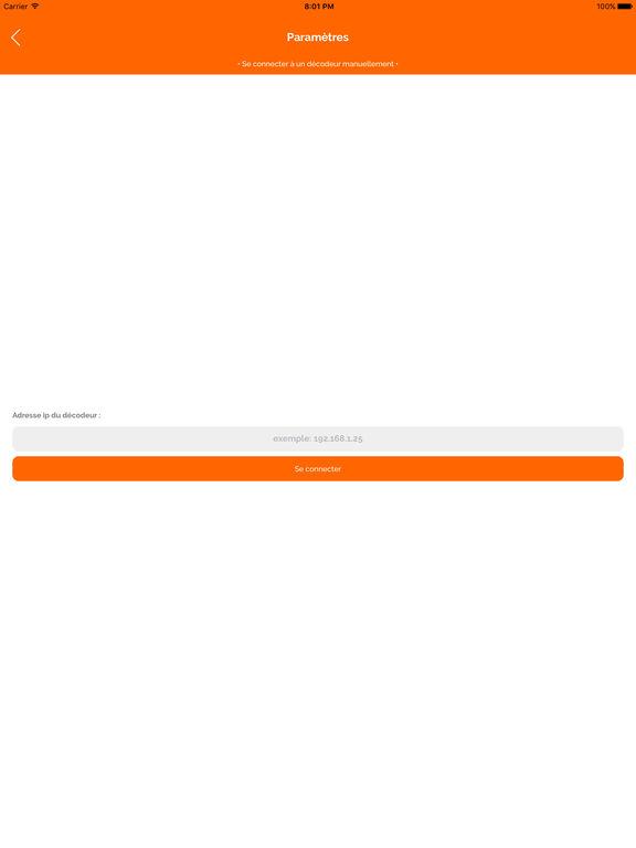 App shopper t l commande pour orange tv entertainment - Changer telecommande orange ...
