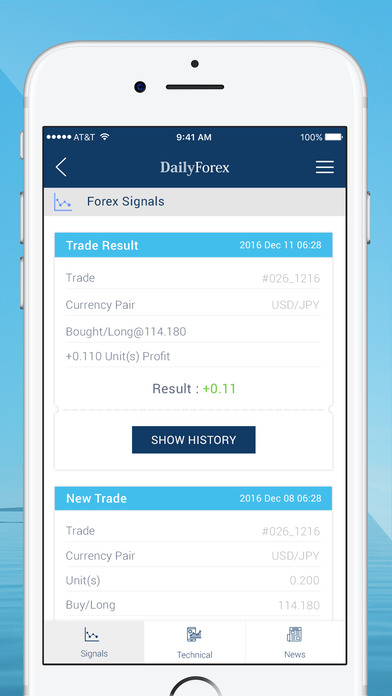 Daily fx iphone app