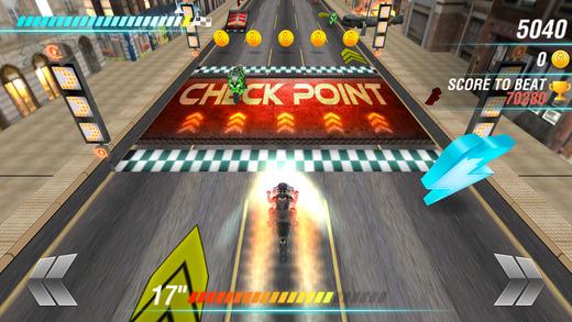 Играть гонки 3д экран