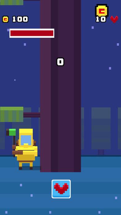 Super Timberman screenshot 2