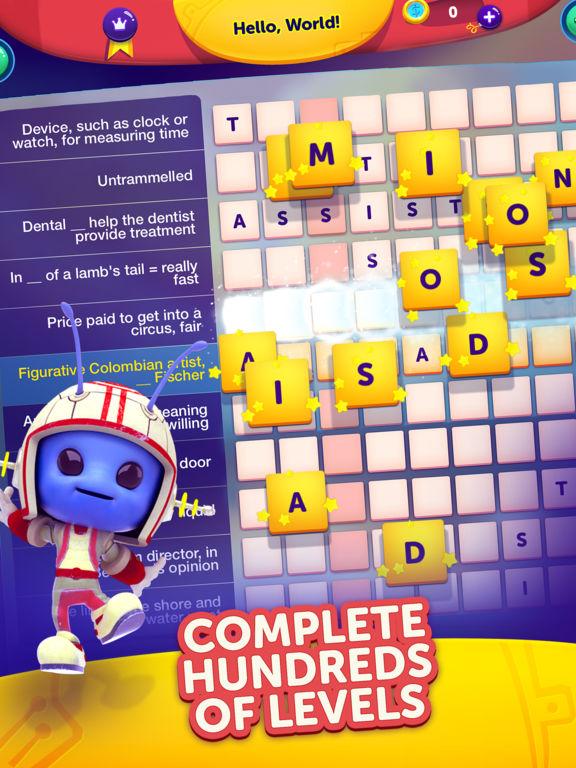 CodyCross: A New Crossword Experiencescreeshot 2