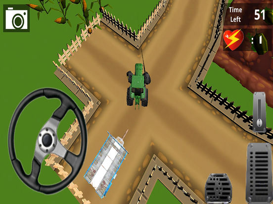 Tractor Farming Simulator Driving Pro screenshot 8