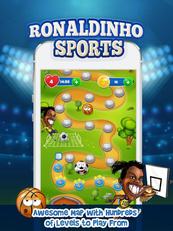 Ronaldinho Sports ™ screenshot 8