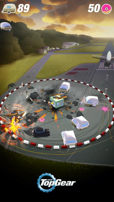 Top Gear: Donut Dash screenshot 1