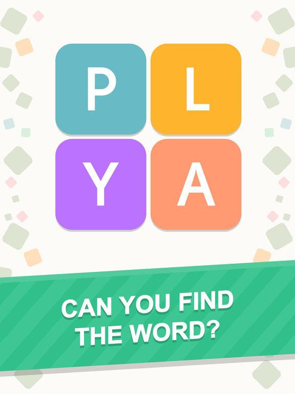 Word Search: Unscramble wordsscreeshot 2