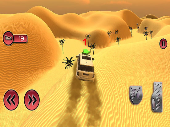 Real Safari desert 4x4 jeep Pro screenshot 7