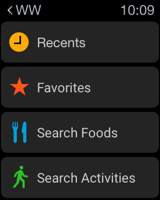 Weight Watchers Mobile iPhone Screenshot 7