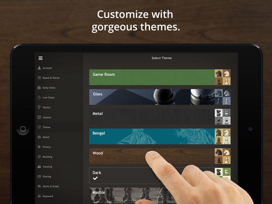 Chess.com - Play & Study Chess iPad Screenshot 4