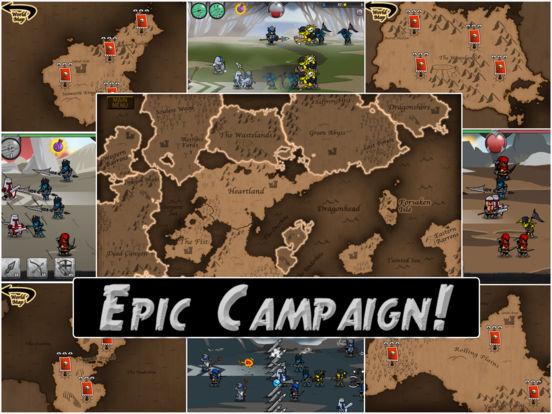 Warmongers screenshot 5