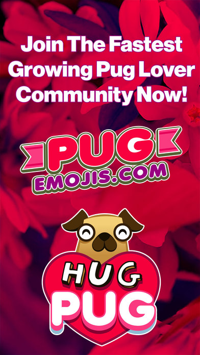 New App Brings Sticker and Emoji Fun to Pug Loving iOS Users Everywhere Image