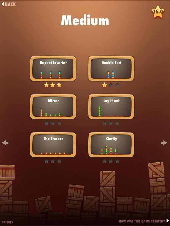 Cargo-Bot Screenshot