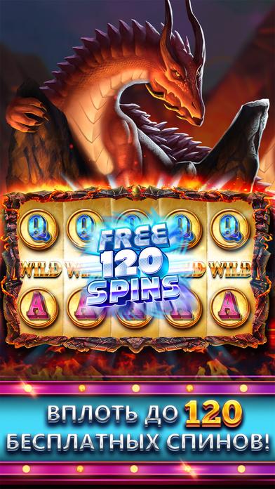 Screenshot 2 Casino Slots — бесплатные Слоты