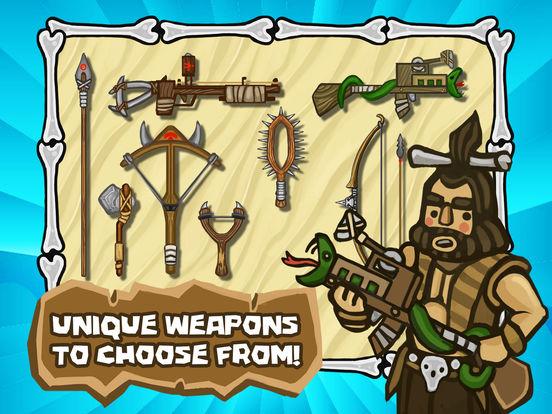 Скачать игру Time Warriors - Stone Age - Survival Craft