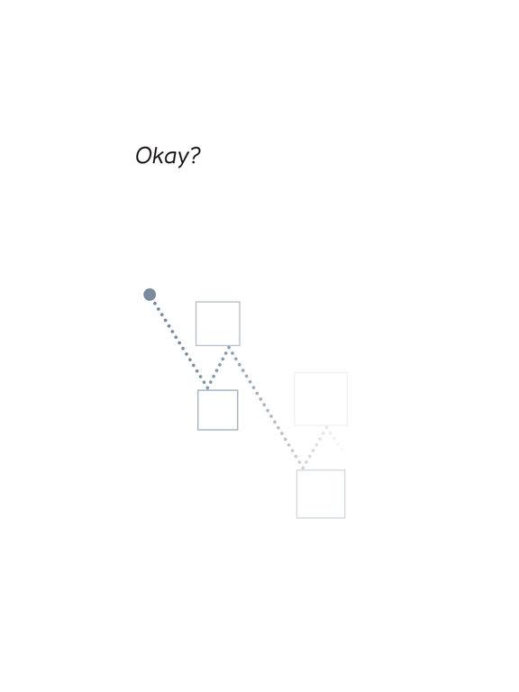 Screenshots of Okay? for iPad