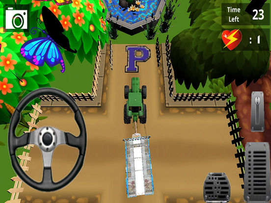 Tractor Farming Simulator Driving Pro screenshot 6