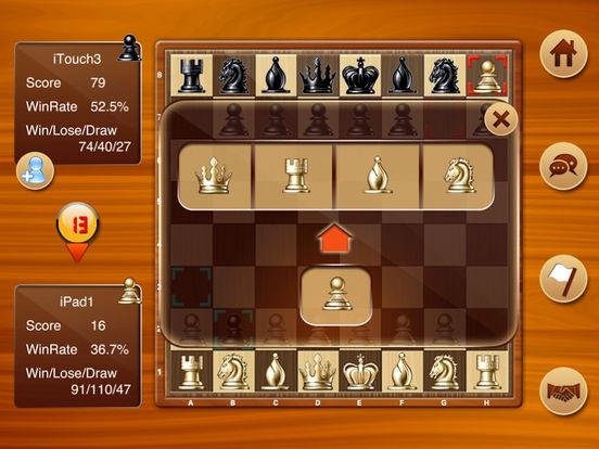 Chess with 9 Levels iPad Screenshot 2