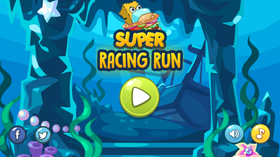Super Racing - for Spongebob Version screenshot 1