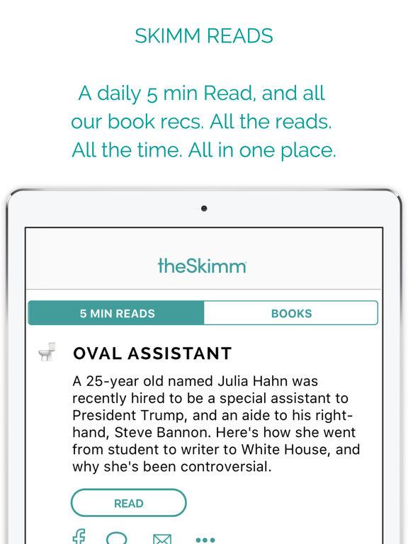 theSkimm screenshot 8