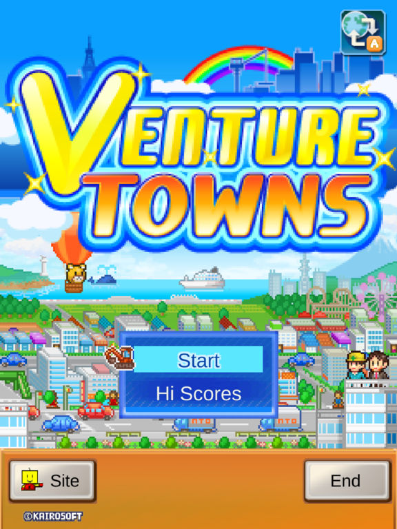 Venture Towns screenshot 10