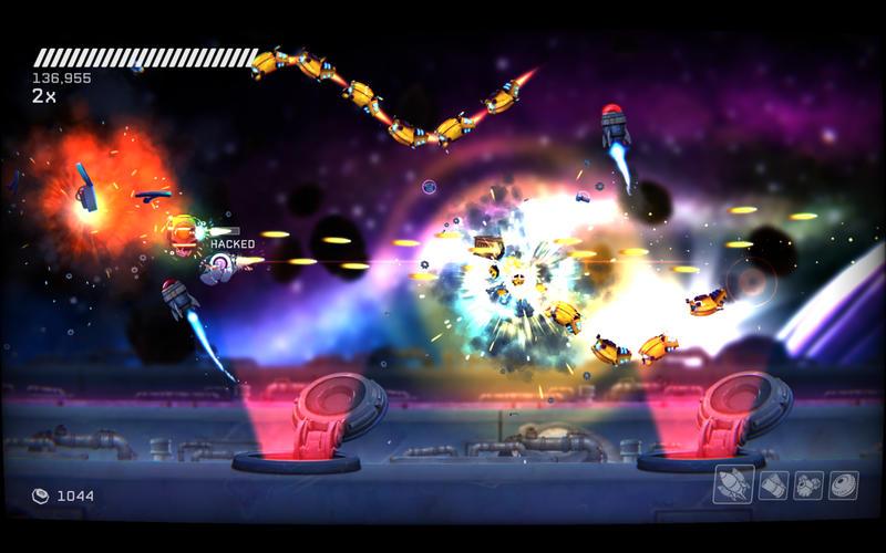 RIVE: Wreck, Hack, Die, Retry! Screenshots