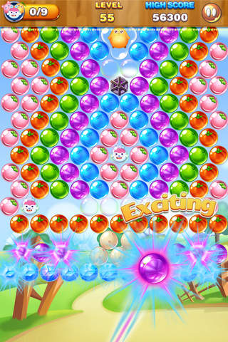 Bubble Shooter:New Free Games For 2017 screenshot 2