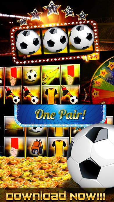 Screenshot 1 World Soccer Slots