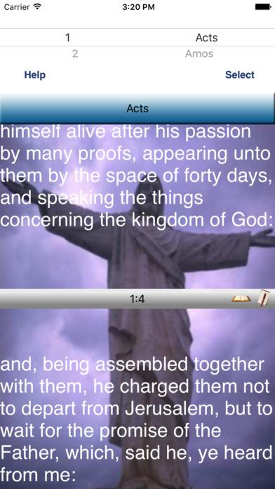 American Standard Talking Bible Study screenshot 1