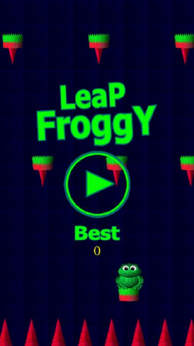 Leap Froggy Lite screenshot 1