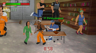 Screenshots of Hard Time (Prison Sim) for iPhone
