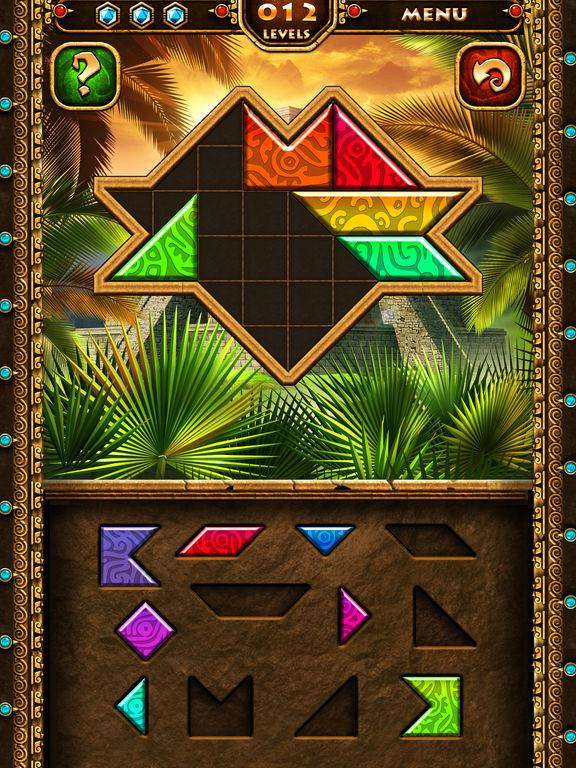Montezuma Puzzle 2 на iPad