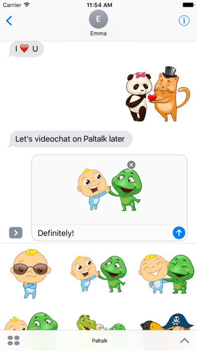 how to make a group chat on iphone