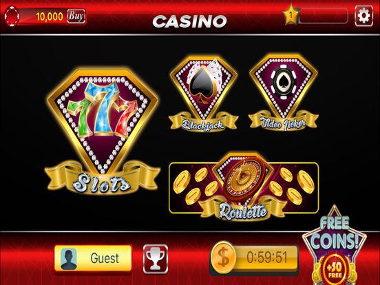 Blackjack game play for fun