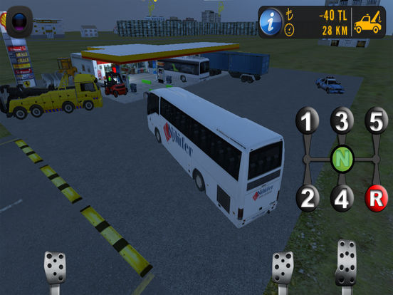 Anadolu Bus Simulator Screenshots