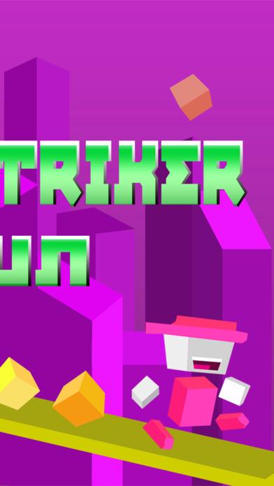 Screenshot #4 for Dash Striker Run - Tiny Switch Chameleon Color