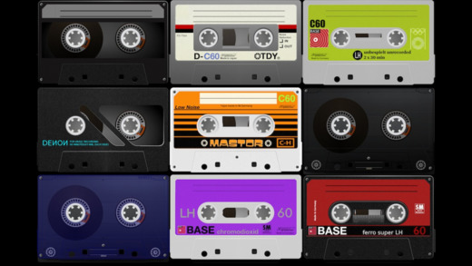 Cassette Gold Screenshots