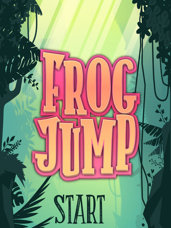 Frog Jump Amazonia Screenshots