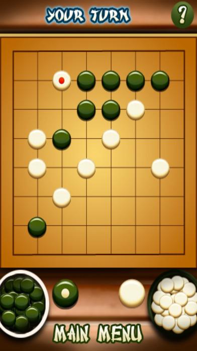 Master of Gomoku Free iPhone Screenshot 2