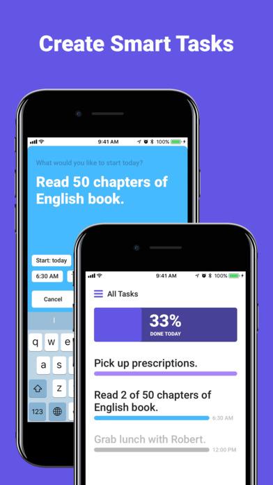 Taskful: Smart To-Do List Screenshots