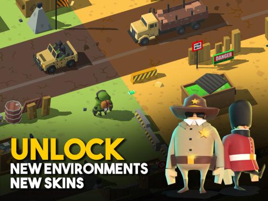 Screenshot #5 for Bomb Hunters