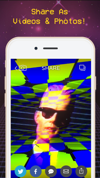 iVideoCamera - 视频录制 - record video with effects on any phone (2G, 3G, 3GS)