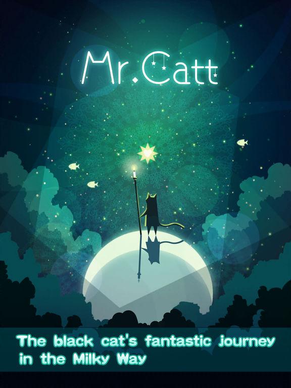 Mr.Catt на iPad