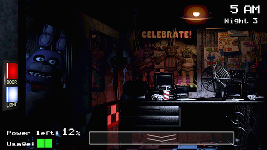 Five Nights at Freddy's Screenshots