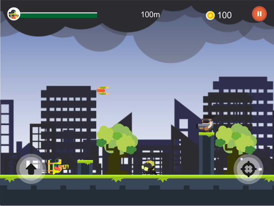 Jetpack Man Survival screenshot 2