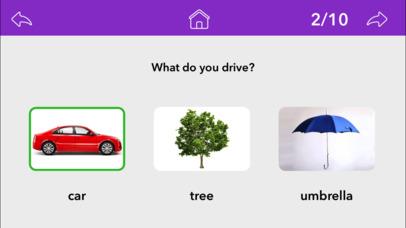 Screenshot #7 for Wh Questions by Teach Speech Apps