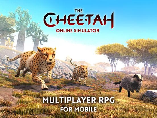 The Cheetah: Online RPG Simulatorscreeshot 1