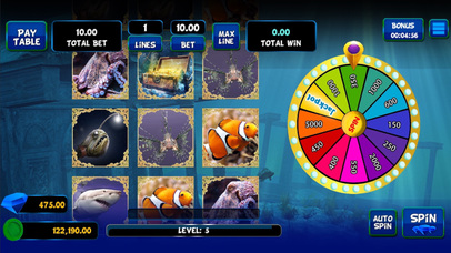 Screenshot 1 Vegas Golden Luck Slots