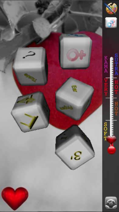 Sex Dice 3D -Love game- Screenshot