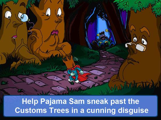 Скачать игру Pajama Sam: No Need To Hide When It's Dark Outside