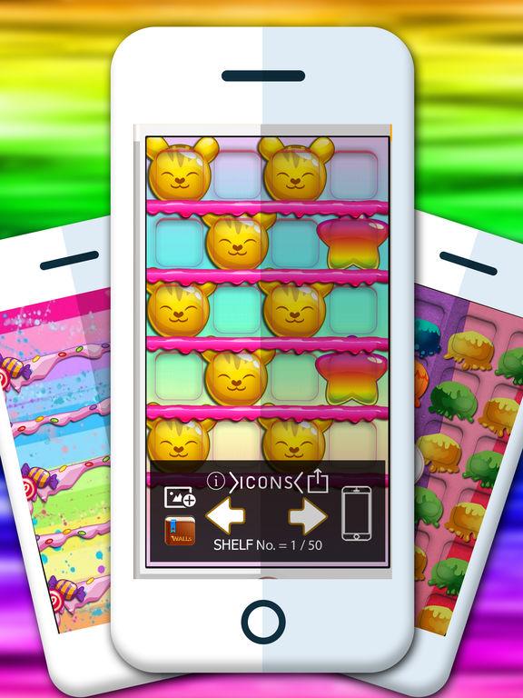 App Shopper Rainbow Photo Home Screen Decorate Pro