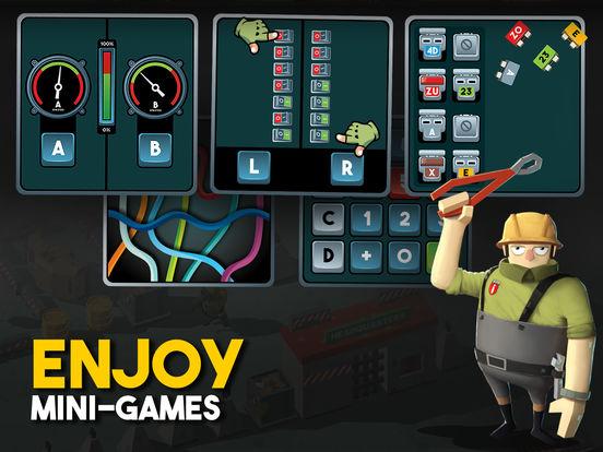Screenshot #3 for Bomb Hunters